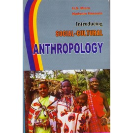 Jawahar Publishers [Introducing Social-Cultural Anthropology (English), Paperback] by U.S. Misra, Nadeem Hasnain
