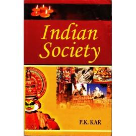 Kalyani Publication [Indian Society (English), Paperback] by P. K. Kar