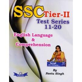 KD Publication [SSC Tier - II English Language & Comprehension Test Series 11-20, Paperback] by Neetu Singh