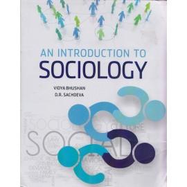 Kitab Mahal Publication [An Introduction to Sociology (English), Paperback] by Vidya Bhushan & D. R. Sachdeva