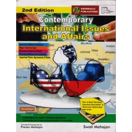 Knowracle Publication [Contemporary International Issues and Affairs 2nd Edition, English] by Swati Mahajan