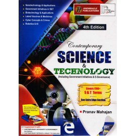 Knowracle Publication [Contemporary Science & Technology 4th Edition] by Pranav Mahajan