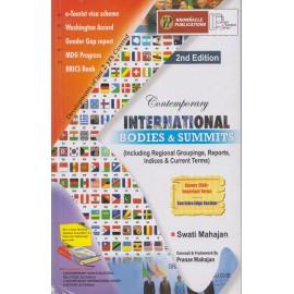 Knowracle Publication [International Bodies & Summits 2nd Edition, English] by Swati Mahajan