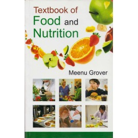 Lotus Press [Textbook of Food and Nutrition (English), Paperback] by Meenu Grover