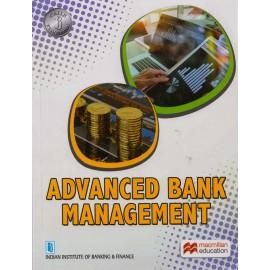Macmillan India Ltd [Advanced Bank Management (English), Paperback]