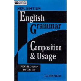 Macmillan India Ltd [English Grammar Composition & Usage New Edition (English), Paperback] by J.C. NESFIELD