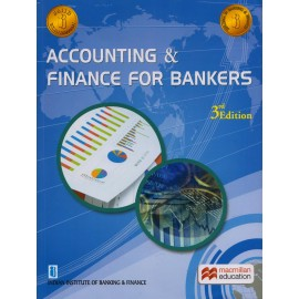 Macmillan Publishers India Pvt Ltd [Accounting & Finance for Bankers 3rd Edition (English) Paperback]