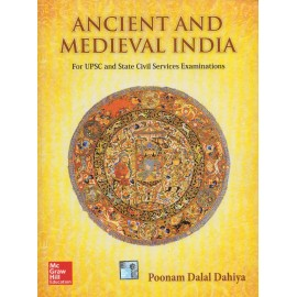 McGraw Hill Education [Ancient and Medieval India (English) Paperback] by Poonam Dalal Dahiya