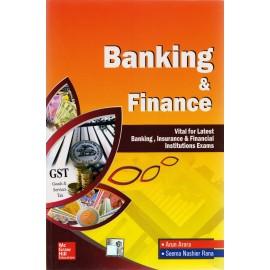McGraw Hill Education [Banking & Finance Paperback (English)]- Author - Arun Arora, Seema Nashier Rana