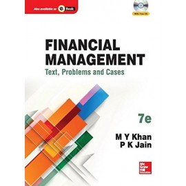 McGraw Hill Education [Financial Management (Text, Problems and Cases) (English) Paperback] by M Y Khan & P K Jain