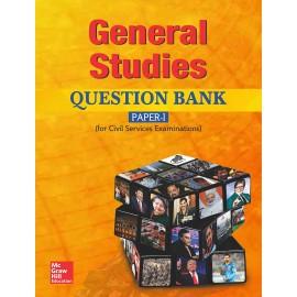 McGraw Hill Education [General Studies Question Bank Paper - I, (English) Paperback] by Ashok Raj