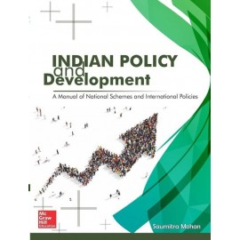 McGraw Hill Education [Indian Policy and Development (English) Paperback] by Saumitra Mohan