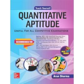 McGraw Hill Education [Quantitative Aptitude (English), Paperback] by Arun Sharma