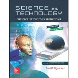 McGraw Hill Education [Science and Technology for Civil Services Examinations (English)]- Author of - Ravi P. Agrahari