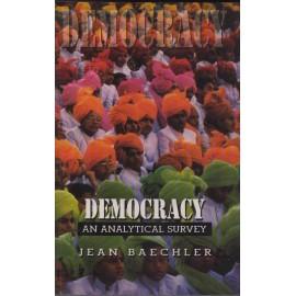 NBT Publishing [DEMOCRACY An Analytical Survey (English) Paperback] by Jean Baechler