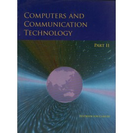 NCERT Publication [Computers and Communication Technology (English), Paperback Class - XI and Part - II]