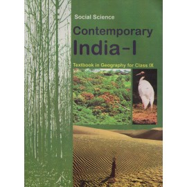 NCERT Publication [Contemporary India - I (Social Science) Class - IX Part of Geography (English)]