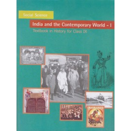 NCERT Publication [India and the Contemporary World - I (Social Science) Class - IX (English)]