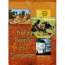NCERT Publication [INdia People and Economy (English), Paperback Class - XIII]
