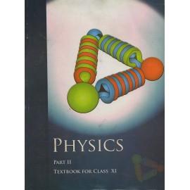 NCERT Publication [Physics Class - XI Part - II (English)]