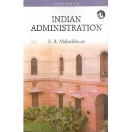 Orient BlackSwan [Indian Administration (English) Paperback] by S. R. Maheshwari