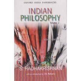 Oxford India Paperback [Indian Philosophy Volume - 2 Second Edition (English), Paperback] S. Radhkrishnan