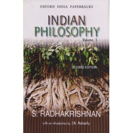 Oxford India Paperbacks [Indian Philosophy Volune - 1 Second Edition (English) Paperback] by S. Radhakrishnan