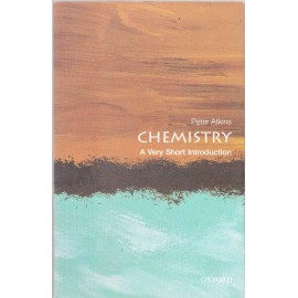 Oxford Series [CHEMISTRY (A Very Short Introduction) English, Paperback] by Peter Atkins