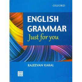 Oxford University Press [English Grammar Just for You (English), Paperback] by Rajeevan Karal