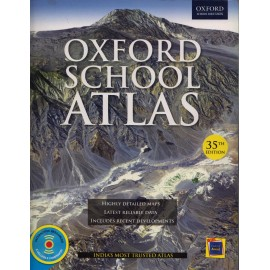 Oxford University Press [Oxford School Atlas 35th Edition with CD]