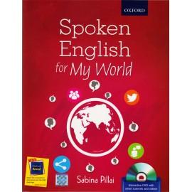 Oxford University Press [Spoken English for My World (English), Paperback] by Sabina Pillai