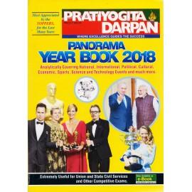 Panorama Year Book 2018 (English, Paperback) by  Pratiyogita Darpan Editorial Board