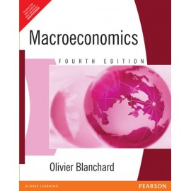 Pearson Publication [Macroeconomics  4th Edition (English) Paperback] by Blanchard Olivier