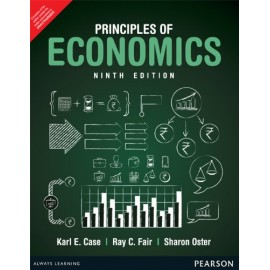 Pearson Publication [Principles of Economics 9th Edition  (English, Paperback)] by Karl E. Case, Ray C. Fair & Sharon Oster