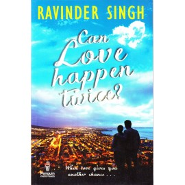 Penguin Random House, India [Can Love Happen Twice? (English) Paperback] by Ravinder Singh