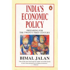 Penguin Random House, India [India's Economic Policy (English), Paperback] by Bimal Jalan