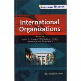 Pratiyogita Sahitya [International Organizations (English) Paperback] by Dr. Kuldeep Fadia