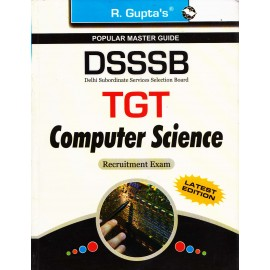 R. Gupta's DSSSB TGT 'Computer Science' (English, Paperback) by R. Gupta's Team