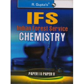 R. Gupta's Publication [IFS CHEMISTRY Paper - I & II (English) Paperback]