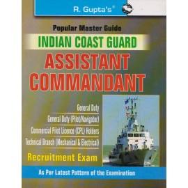 R. Gupta's Publication [Indian Coast Guard Assistant Commandant (English) Paperback]