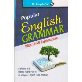 R. Gupta's Publication [Popular English Grammar with Hindi Explanations, Paperback] by H. S. Bhatia