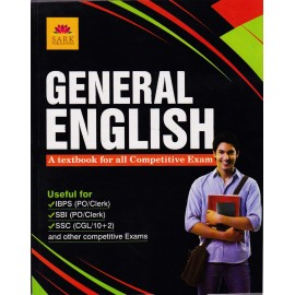Sark Publication [General English A textbook for all Competitive Exam, Paperback] by Anand Kumar 'Karn'