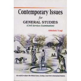 Shakuntala Publications [Contemporary Issues for General Studies (Civil Services Examination) (English), Paperback] by Abhishek Tyagi