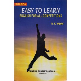 Sharda Pustak Bhandar [EASY TO LEARN English for All Competitions, Paperback] by R. K. Yadav
