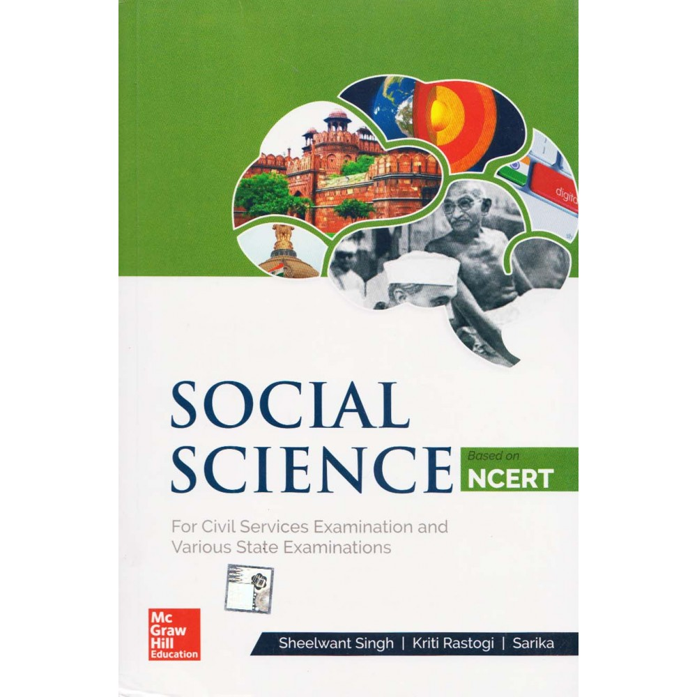 Social Science based on NCERT (English, Paperback) by Sheelvant Singh, Kriti Rastogi and Sarika