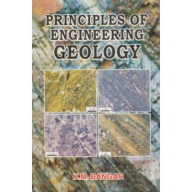 Standard Publishers Distributors [Principles of Engineering Geology (English), Paperback] by K.M. Bangar