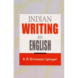Sterling Publication [Indian Writing in English, Paperback] by K R Srinivasa Iyengar
