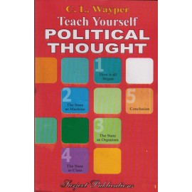 Surjeet Publications [Teach Yourself POLITICAL THOUGHT (English) Paperback] by C. L. Wayper