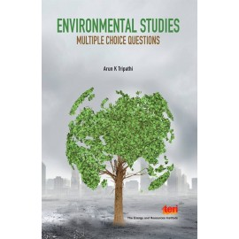 TERI PUBLICATION [Environmental Studies Multiple Choice Questions (English), Paperback] by Arun K Tripathi