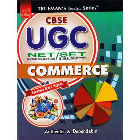 TRUEMNA'S Specific Series [UGC NET/SET Commerce (English) with Previous Years' Paper, Paperback] by Dr. Parveen Kataria, Anshu Kataria & M. Shivani